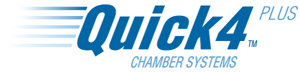 Quick4 Plus Endcap Logo